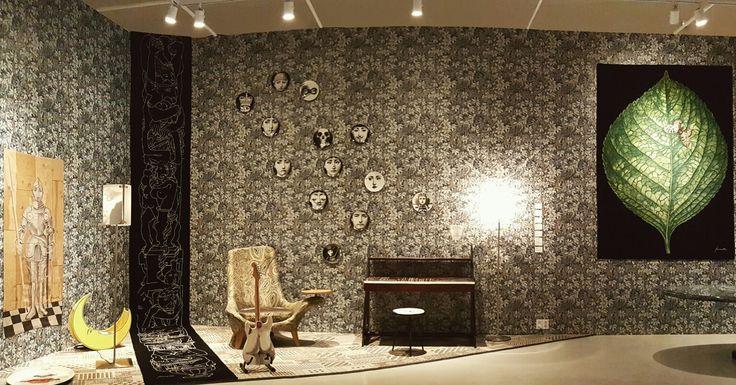 Italian artist 'Piero Fornasetti' exhibition