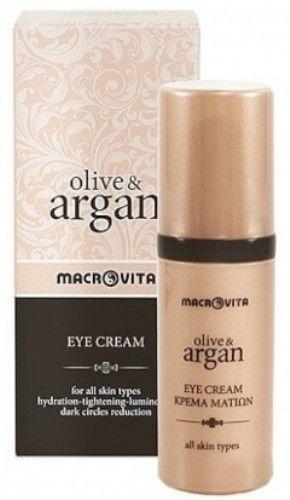 MACROVITA NEW Olive & Argan Oil Eye Cream For All Skin Types 30ml | 1.01Fl.Oz. in Health & Beauty, Facial Skin Care, Eye Treatments & Masks | eBay