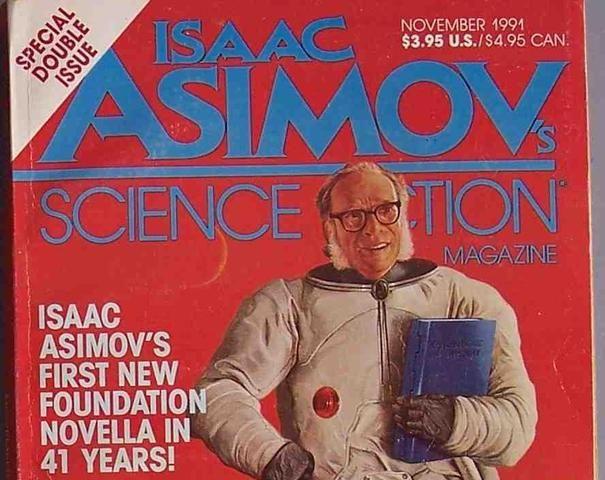 La ciencia ficción (o ficción científica, como realmente debería llamarse) es un género literario donde la imaginación es la principal protagonista de todas las historias. Surgió aproximadamente a finales del Siglo XIX, cuando el desarrollo científico comenzaba a crecer y asentarse en la cultura cotidiana de la