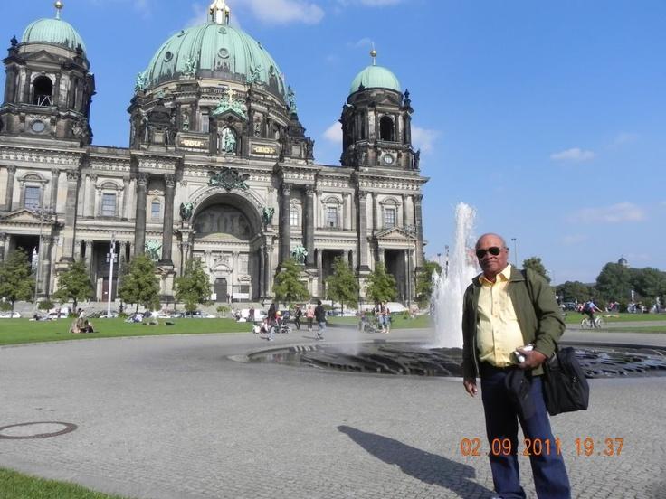 Berlin, amazing architecture    Image Courtesy: Gopal Krishnan #CoxandKings