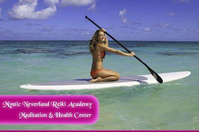20€ για έναν εναλλακτικό τρόπο γυμναστικής Personal Training με Sea – Kayak & Qi Gong ή SUP (Stand up Paddle Surfing) & Qi Gong συνολικής διάρκειας 70΄. Μία μοναδική εμπειρία από τον Εναλλακτικό Διαδραστικό Πολυχώρο «MYSTIC NEVERLAND REIKI ACADEMY, MEDITATION & HEALTH CENTER», στον Πειραιά, αξίας 80€