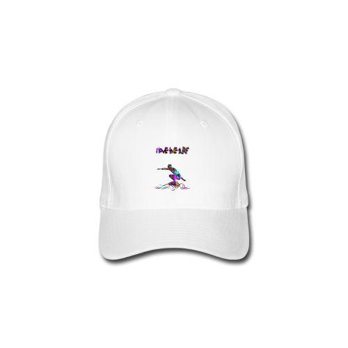 I LOVE THE SEA - Cappello con visiera Flexfit
