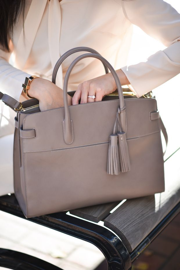 I'm partnering with my local favorite, Cuyana, for today's post featuring their latest addition: the leather work satchel. This bag has been in development by their lovely team for over two years and I am so excited about the final result. The design is thoughtful and functional: a laptop compartment (up to 15″), a shoulder …