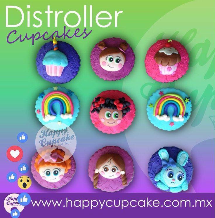 #Distroller #DistrollerCupcakes #HappyCupcake