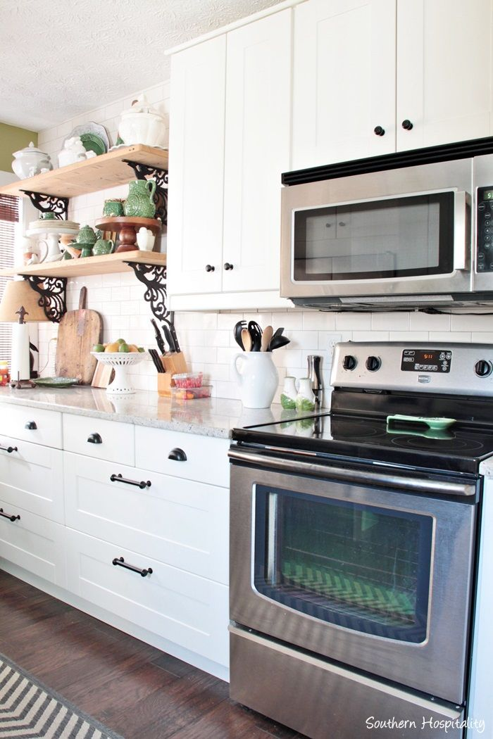 My 5 Favorite Ikea Items In My Home. Ikea Adel KitchenSouthern ...