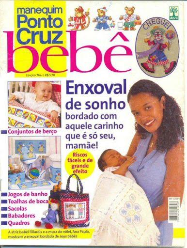 Revista Manequim ponto cruz bebe - Grasi ******** - Picasa Albums Web