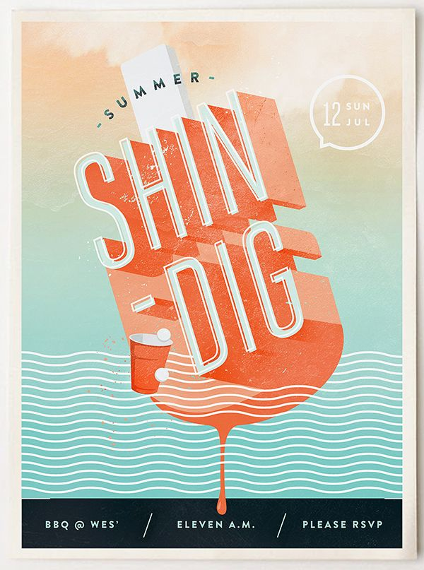 Jennet Liaw — Event Posters