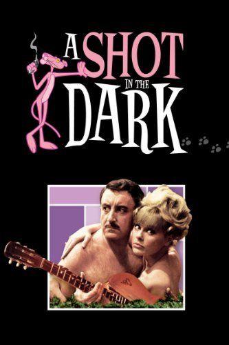 Peter Sellers, Elke Sommer, George Sanders. Director: Blake Edwards. IMDB: 7.6 __________________________ http://en.wikipedia.org/wiki/A_Shot_in_the_Dark_(1964_film) http://www.rottentomatoes.com/m/1018909-shot_in_the_dark/ http://www.tcm.com/tcmdb/title/17766/A-Shot-in-the-Dark/  Article: http://www.tcm.com/tcmdb/title/17766/A-Shot-in-the-Dark/articles.html http://www.allmovie.com/movie/a-shot-in-the-dark-v44502