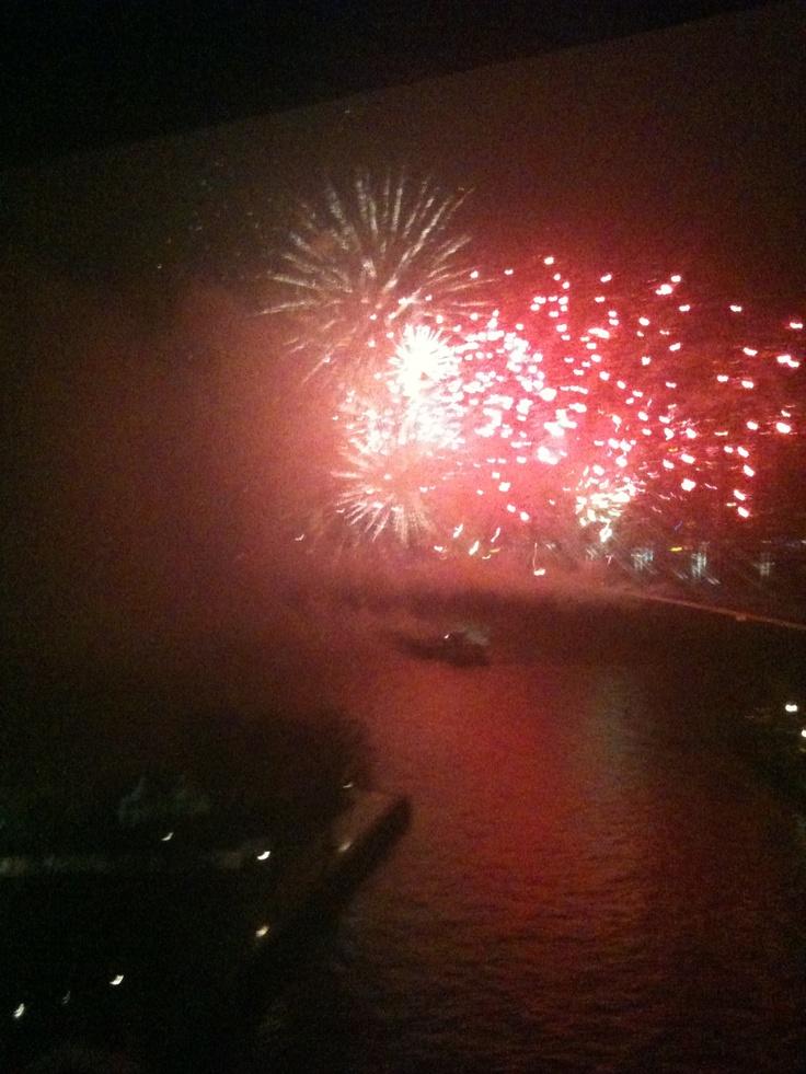 Rotterdams vuurwerk