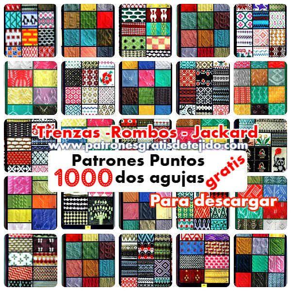 Mejores 297 imágenes de CROCHET DOS AGUJAS en Pinterest | Patrón ...