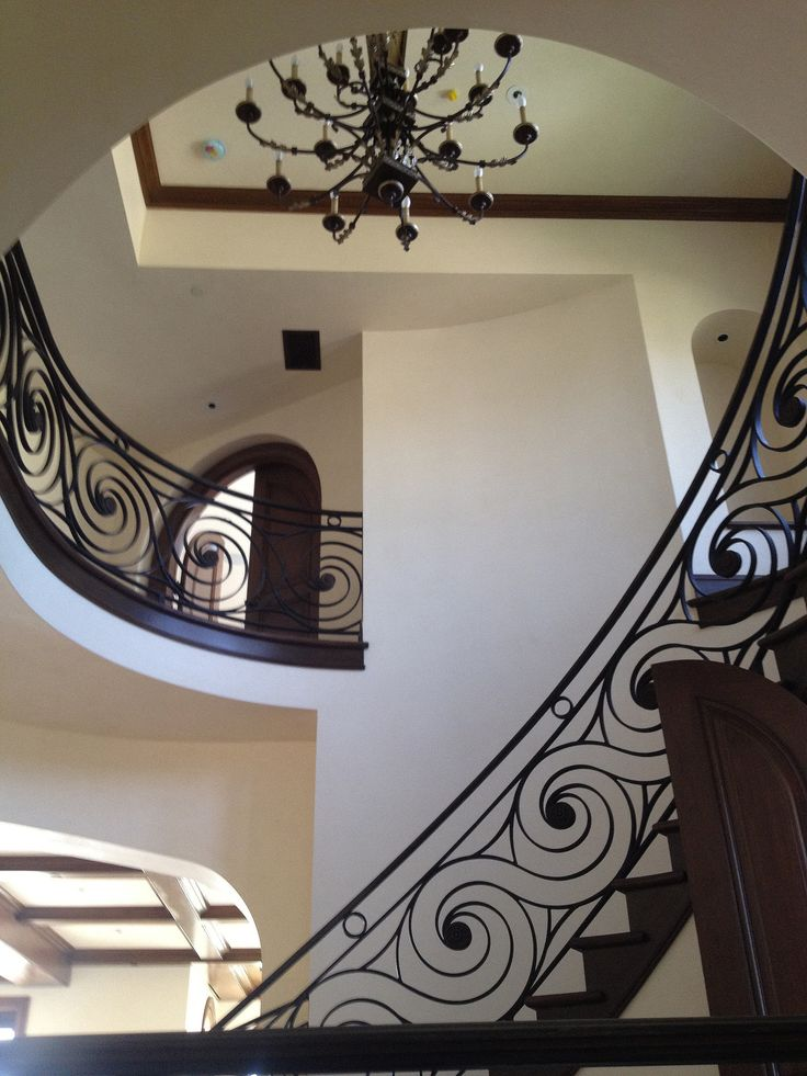 Stair Railings Interior | Newport Coast U2013 Interior Stair Railing U2013 Metal X  Direct