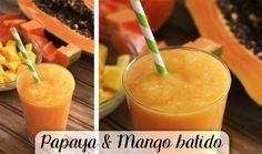 Op onze Facebook pagina hebben we gevraagd welk Batido-recept jullie het liefst terugzien…. de papaya en mango batido heeft daarbij met stip gewonnen! Zeg nu zelf.. we kunnen in deze tijd best een …
