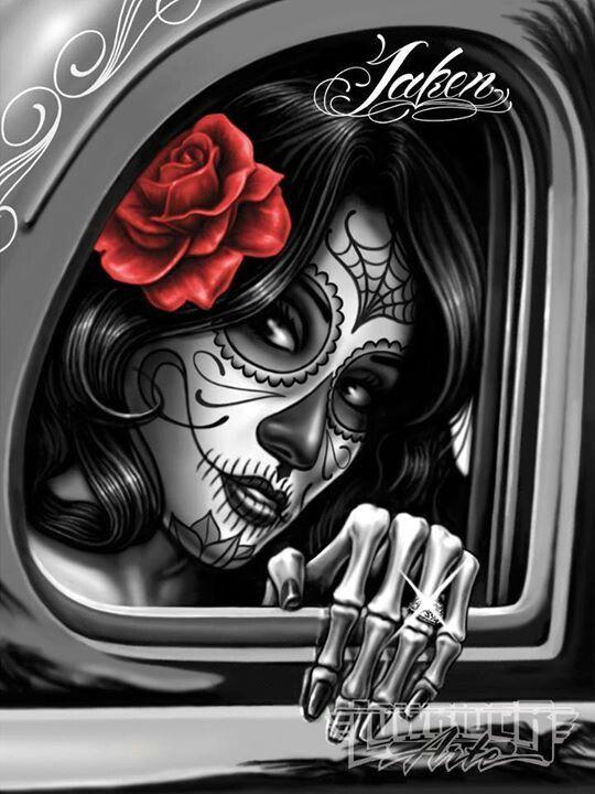 Via Kathy Sliskevics Maloney Mexican Drawings Chola