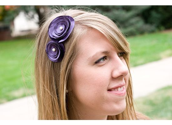 Bridesmaid headbands?