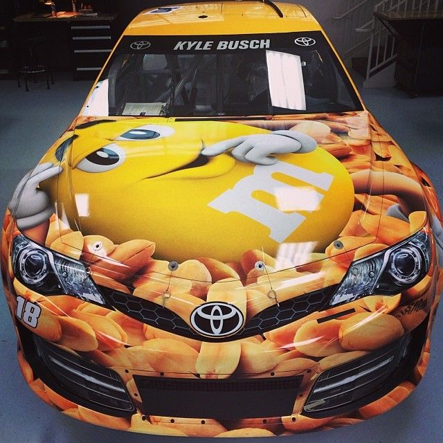 Peanut mm car 2014
