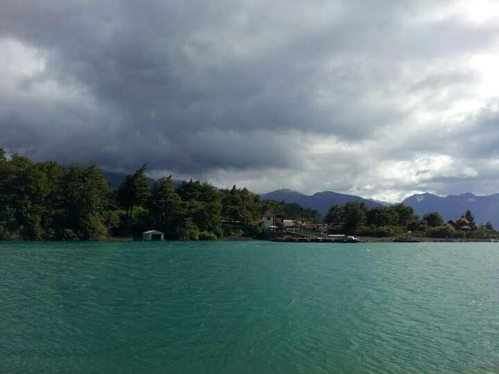 Chile es hermoso / lago todo los santos