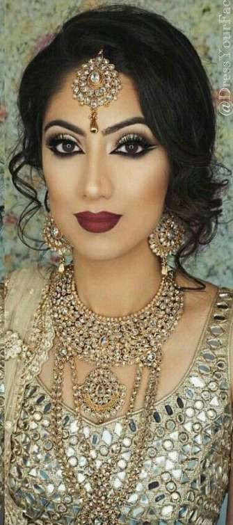 Bridal Hairstyles Indian Weddings Jewellery 43+ Ideas For 2019