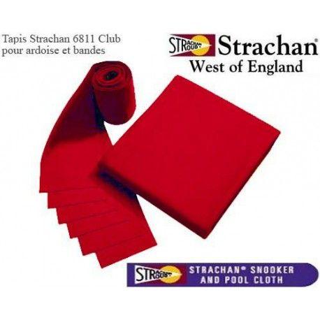 Tapis 6811 Strachan Pré Découpé rouge - 165,00 €  #Jeux