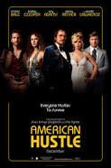 Academy Award for Best Makeup and Hairstyling: American Hustle, dir. David O. Russell, 2013.