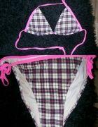 mini bikini 36   Cena: 15,00 zł  #kostiumkapielowy #fajnystrojkapielowy #rozowestrojekapielowe