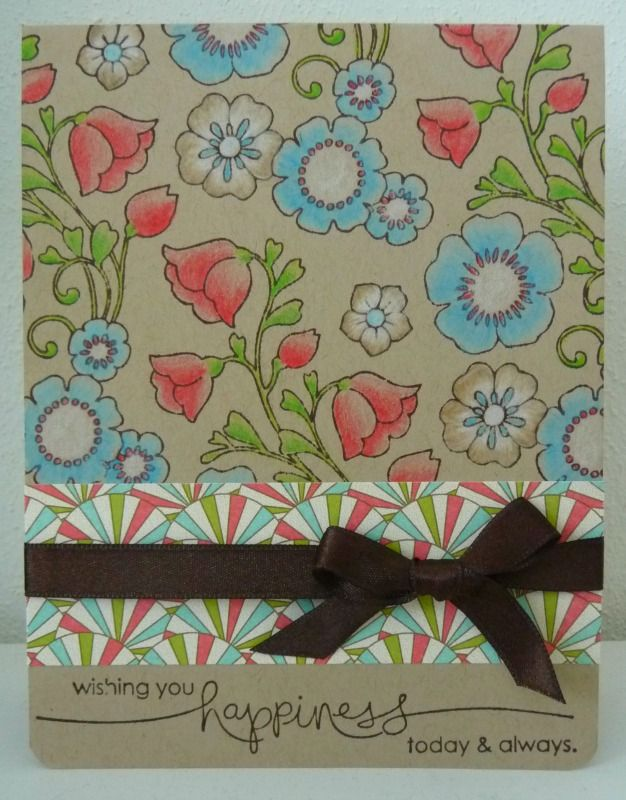 Big Bold Background Belle Flowers - Chocolate Baroque
