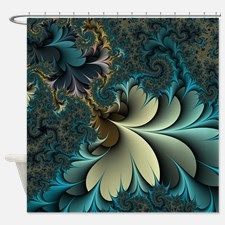 Birds of a Feather Shower Curtain for