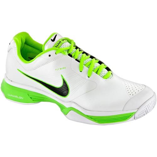 296070c77710 Nike Lunar Speed 3  Nike Women s Tennis Shoes White black electric Green