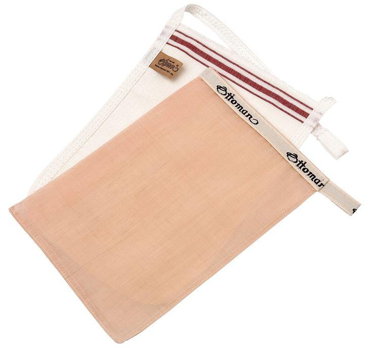 Peelinghandschuh-Set-Körperpflege-Bad & Körperpflege-Lebensart - im Qiero Online-Shop kaufen.