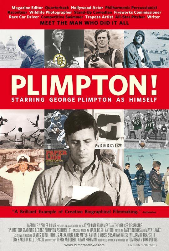 Plimpton! Starring George Plimpton As Himself - Movie Trailers - iTunes