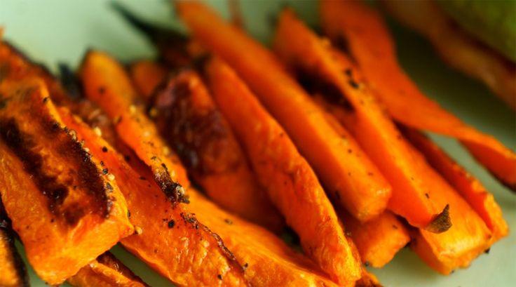 Wortel Chips - Paleo Recepten