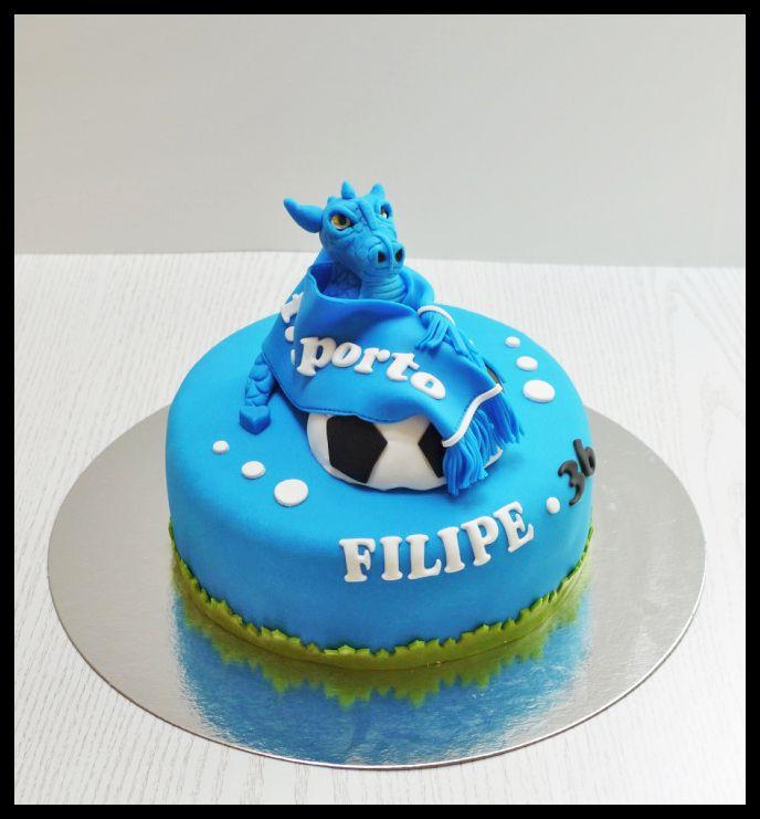 FC Porto cake