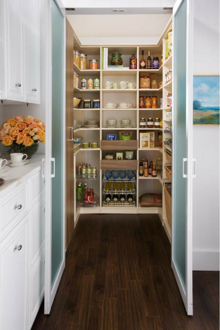 Friday Inspiration Clever Pantry Ideas Kitchen Pantry Design Pantry Design Kitchen Cabinet Storage