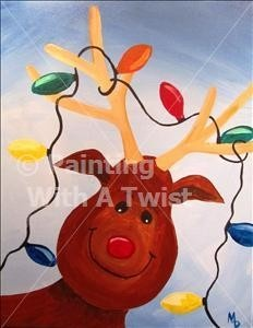 17 best images about painting with a twist on pinterest for Painting with a twist charlotte nc