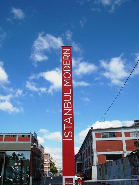istanbul, modern art museum