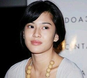Dian sastro in natural face