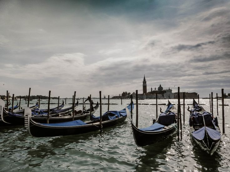 Venice, gondola by Lidia, Leszek Derda on 500px