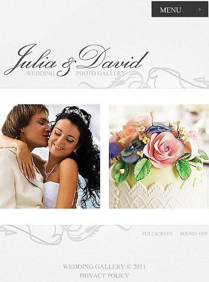 Julia David Facebook Flash Templates by Delta