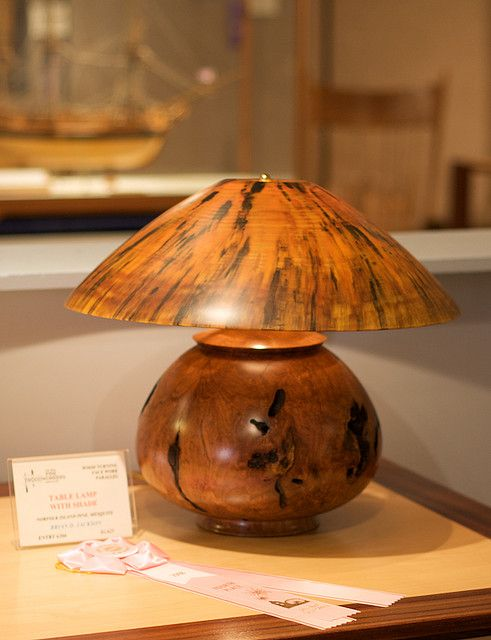 1000+ images about Turned Wood - Lamps on Pinterest | Floor lamps, Wood lamps and Pine