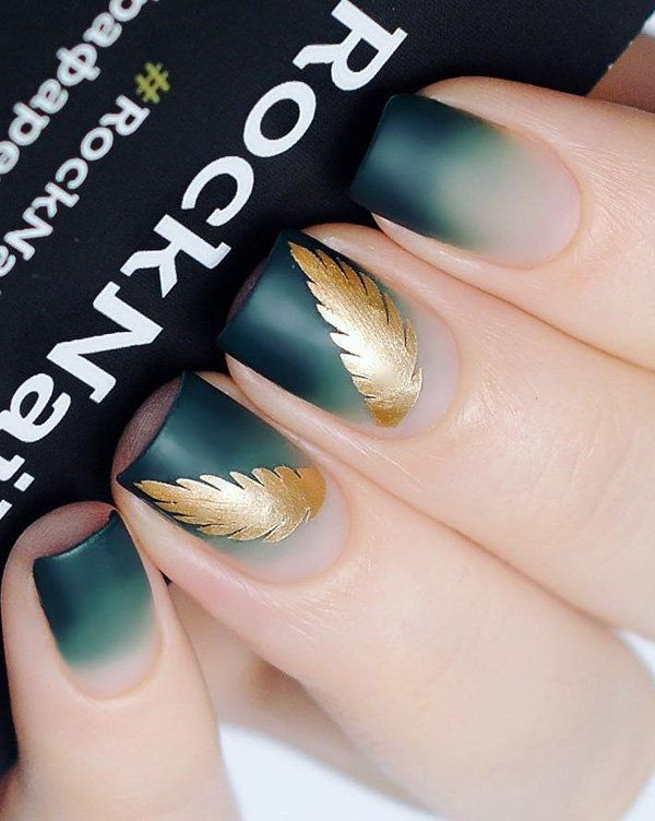 Best 25 dark green nails ideas on pinterest dark green nail 50 matte nail polish ideas prinsesfo Choice Image