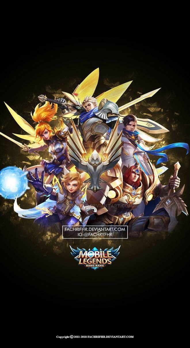 Logo Squad Mobile Legend : squad, mobile, legend, Wallpaper, Phone, LIGHTBORN, Squad, Mobile, Legend, FachriFHR, DeviantArt, Wallpaper,, Alucard, Legends,, Legends