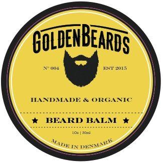 Golden Beard Balm