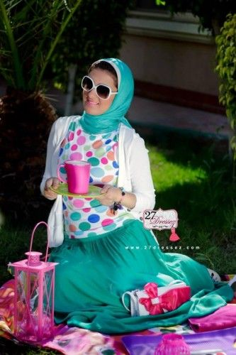 Hijab casual outfits by 27dressesz | Just Trendy Girls