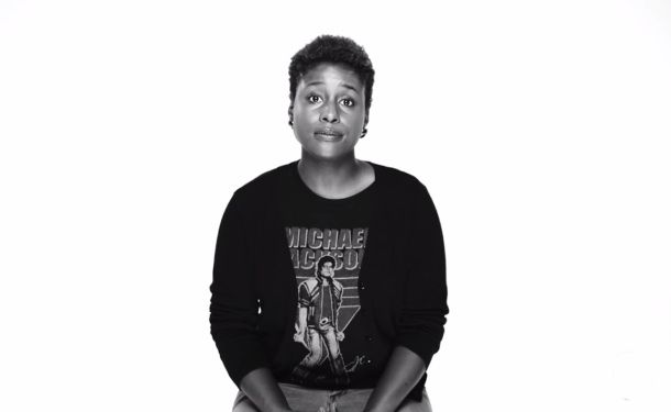 """issa-rae: """"No, that's not what this is about,'' for Misadventures of an Awkward Black Girl"""