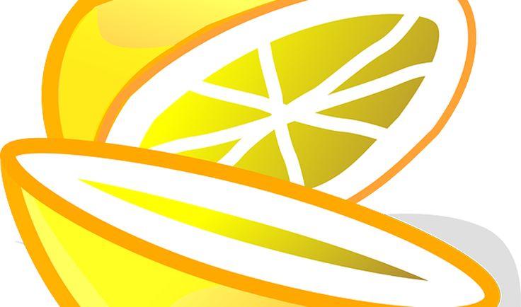 Uñas fuertes con limón - Trucos de belleza caseros