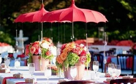 Chic Summer Party Ideas: Perfect for a wedding or baby shower!