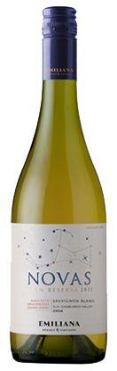Emiliana Novas Gran Reserva Sauvignon Blanc - 12968 | Manitoba Liquor Mart