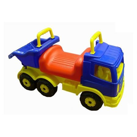 """Wader Каталка Премиум-2  — 1874р. ------------------------------ Каталка """"Премиум-2"""" марки Wader. Каталка выполнена из прочного пластика в яркой расцветке и идеально подойдет для игр на свежем воздухе. Модель оснащенакомфортнымсиденьем и ручкой, а также широкими колесами, которые позволят с легкостью перемещаться с места на место. В кузове машинки можно перевозить различный груз или любимые игрушки. С такой каталкой ребенок весело проведет время и не будет скучать как на прогулке, так и…"""
