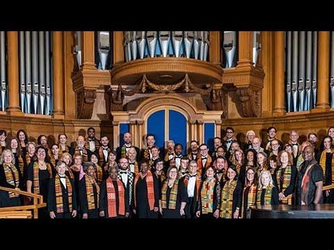 Millennium Stage May 14, 2017 - The Dorothy Cotton Jubilee Singers