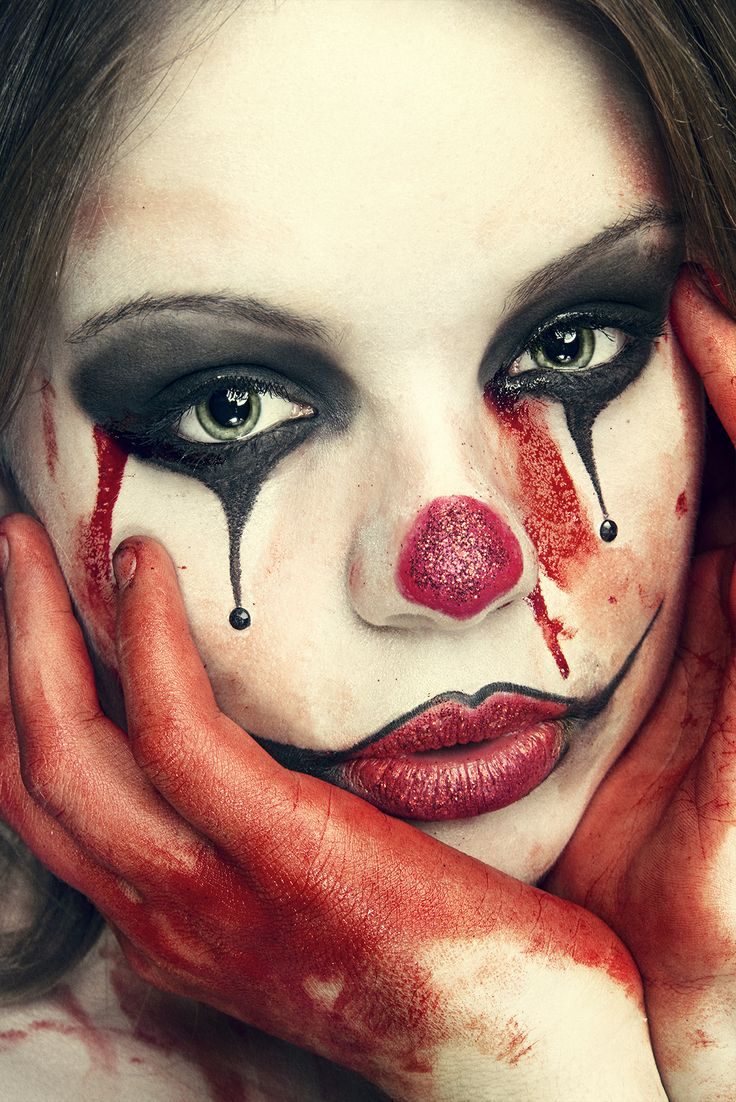 30 best images about EVIL CLOWNS on Pinterest