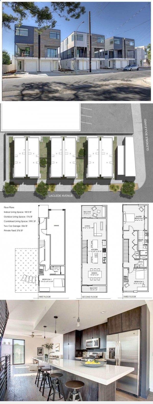 114 best Modern Semi detached house images on Pinterest | Modern ...